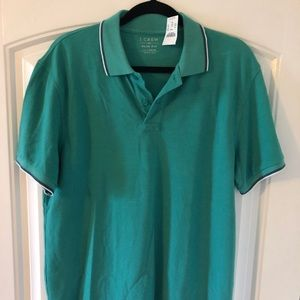 NWT J Crew Polo. Size Large Slim Fit.